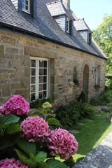 Maison bretonne à Pont-Croix