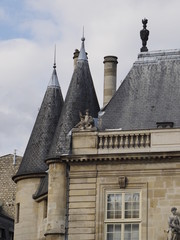 Archivos Nacionales de Francia en París