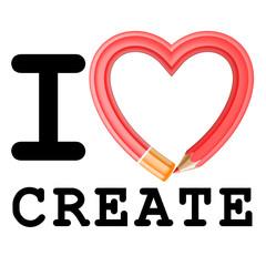 I Love Create