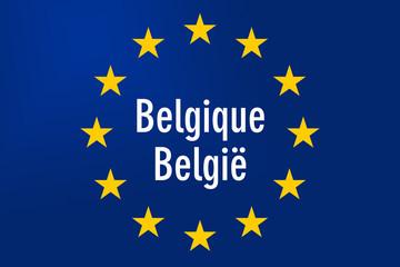Europe Sign: Belgium