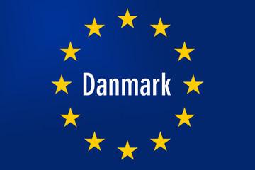 Europe Sign: Denmark