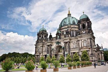 Berlin cathedral (Berliner Dom), Berlin Germany