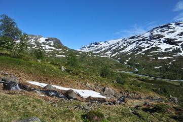 Plateau Hardangervidda, Norway