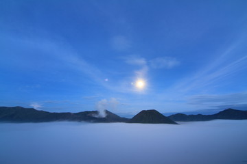 The Beauty of Mount Bromo Indonesia