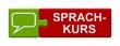 Puzzle-Button grün rot: Sprachkurs