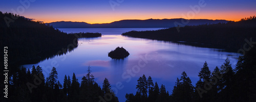 Emerald Bay, Lake Tahoe, USA - 69893473
