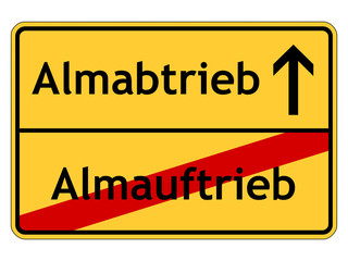 Almabtrieb