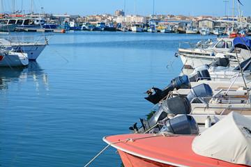 alghero harbor
