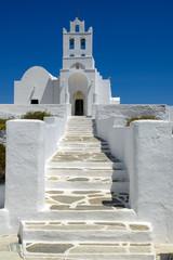 Chapelle à Sifnos