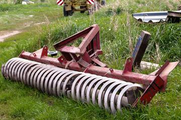 Landwirtschaftliches Fahrzeug