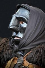 Mamuthone mask