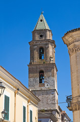 Church of St. Severino. San Severo. Puglia. Italy.