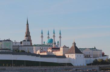 Kazan Kremlin. Tatarstan, Russia