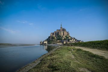 Le Mont Sent Michel, France