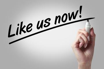 like us now