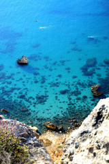 Sardinian sea