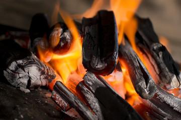 fuoco per Barbecue
