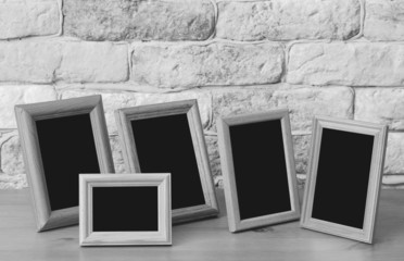old photo frames