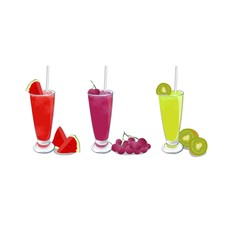 smoothies fruit