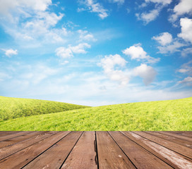 grass, sky and floor
