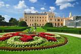 lednice chateau, Unesco heritage