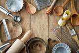 kitchen utensil poster