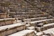 canvas print picture - Roman Theater Seats