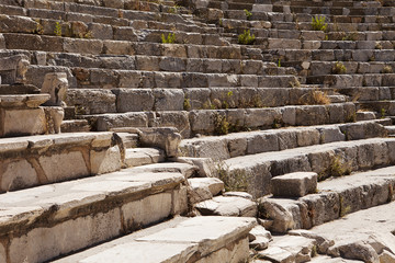 Roman Theater Seats