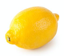Yellow sour lemon