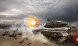 Heavy armor in the fire of battle