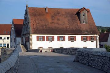Brücke in Harburg