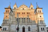 katolicki kościół w Łodzi przy ul. Piotrkowskiej