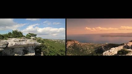Croatia timelapse