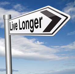 live longer healthy life