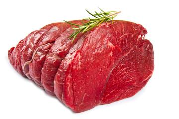 pezzo di carne di manzo