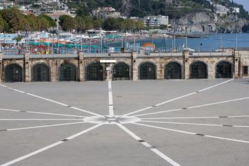 Dockin at the harbor