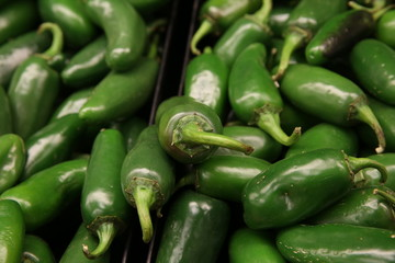 jalapeno in the market
