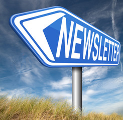 Newsletter latest news
