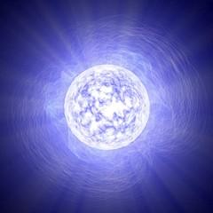 Magnetar, stella di neutroni, astro, universo, campo magnetico