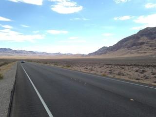 strada americana vista