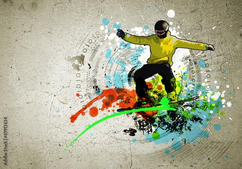 Graffiti image - 69913634