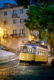 Late night tramway