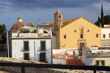 chapel in Eivissa