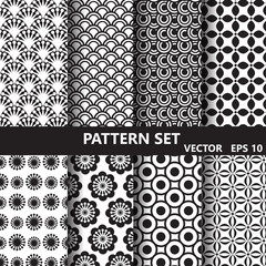 pattern set,Endless texture