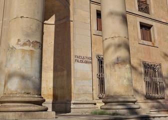 Facultad de Filologia, Salamanca