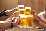 ビールで乾杯〜女子会