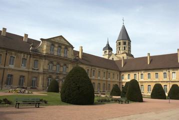 Abbaye de Cluny, XI, XIIé, 71, saone et loire
