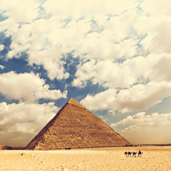 Great pyramid of Egypt