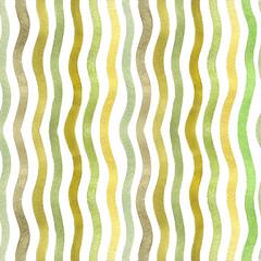 Watercolor waves.