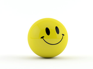smiley 3D